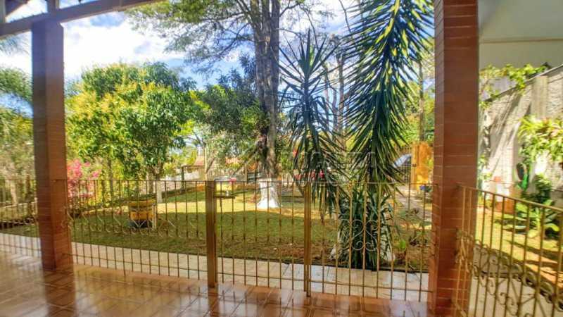 Vista varanda - Chácara 1000m² à venda Itatiba,SP - R$ 650.000 - FCCH30112 - 19
