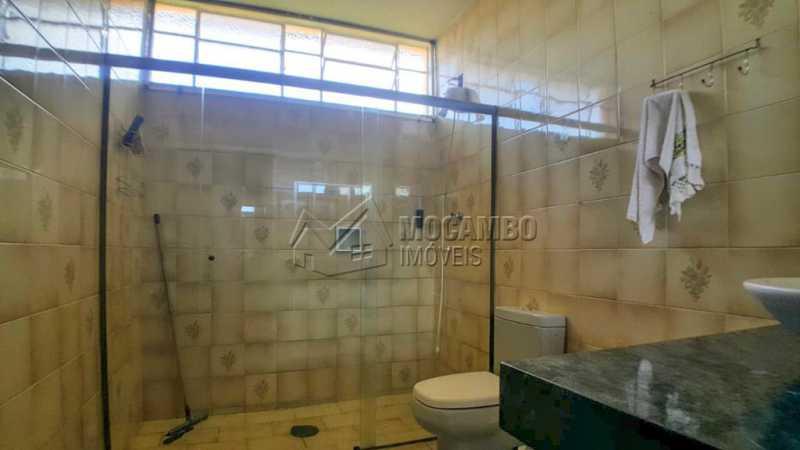 Banheiro - Chácara 1000m² à venda Itatiba,SP - R$ 650.000 - FCCH30112 - 21