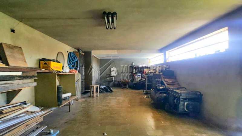 Garagem - Chácara 1000m² à venda Itatiba,SP - R$ 650.000 - FCCH30112 - 20