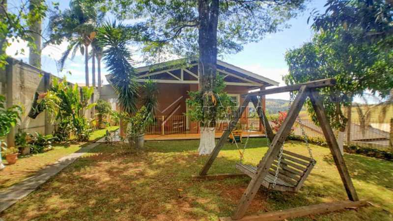 Fachada - Chácara 1000m² à venda Itatiba,SP - R$ 650.000 - FCCH30112 - 23