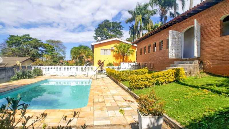 Área externa - Chácara 1000m² à venda Itatiba,SP - R$ 650.000 - FCCH30112 - 24