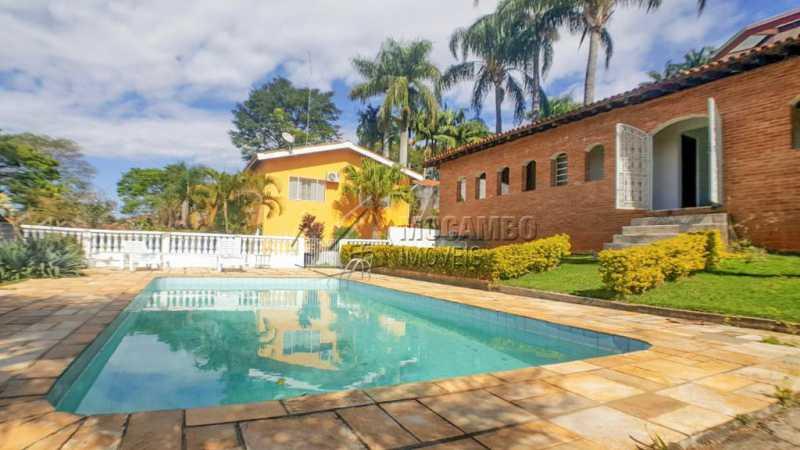 Piscina - Chácara 1000m² à venda Itatiba,SP - R$ 650.000 - FCCH30112 - 1