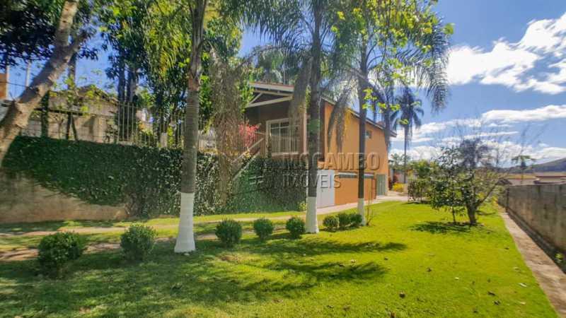 Área externa - Chácara 1000m² à venda Itatiba,SP - R$ 650.000 - FCCH30112 - 26