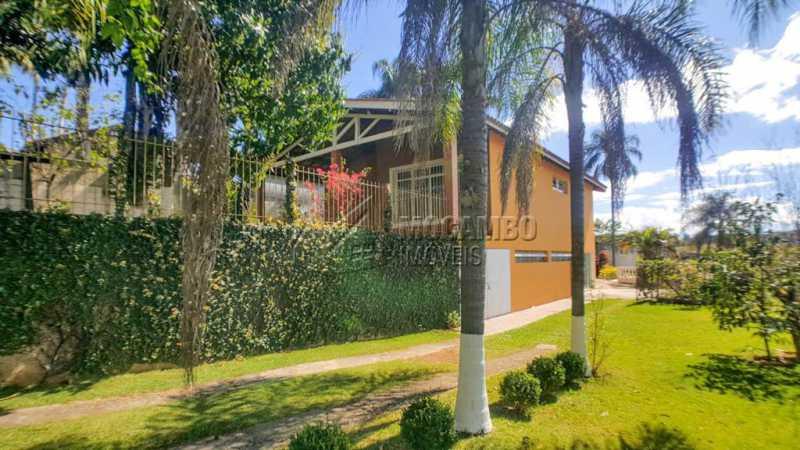 Área externa - Chácara 1000m² à venda Itatiba,SP - R$ 650.000 - FCCH30112 - 27