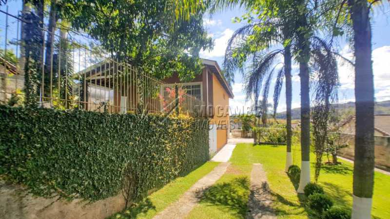 Área externa - Chácara 1000m² à venda Itatiba,SP - R$ 650.000 - FCCH30112 - 28