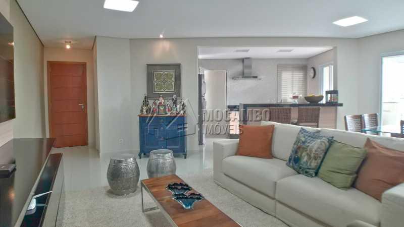 Sala - Apartamento 3 quartos à venda Itatiba,SP - R$ 790.000 - FCAP30509 - 5