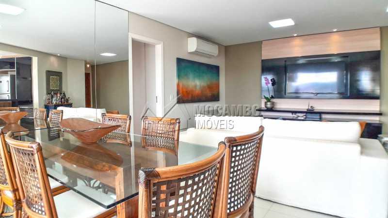Sala Ambientes - Apartamento 3 quartos à venda Itatiba,SP - R$ 790.000 - FCAP30509 - 7