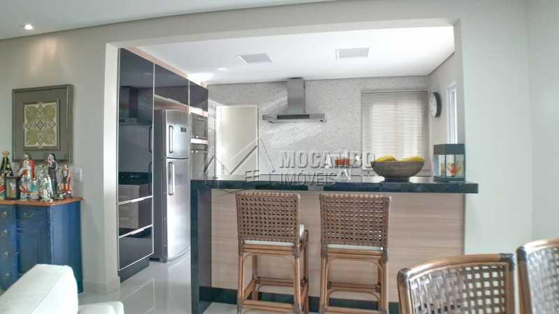 Cozinha Americana - Apartamento 3 quartos à venda Itatiba,SP - R$ 790.000 - FCAP30509 - 8