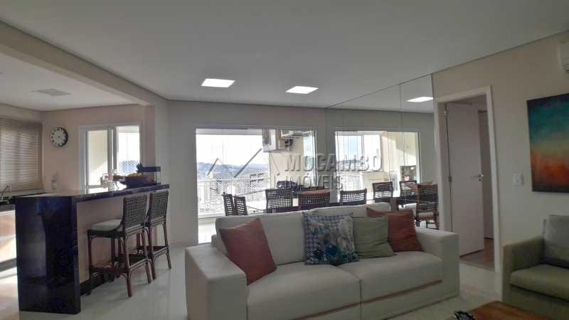 Sala - Apartamento 3 quartos à venda Itatiba,SP - R$ 790.000 - FCAP30509 - 4