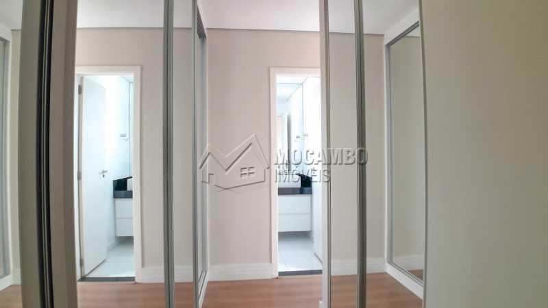 Closet - Apartamento 3 quartos à venda Itatiba,SP - R$ 790.000 - FCAP30509 - 13