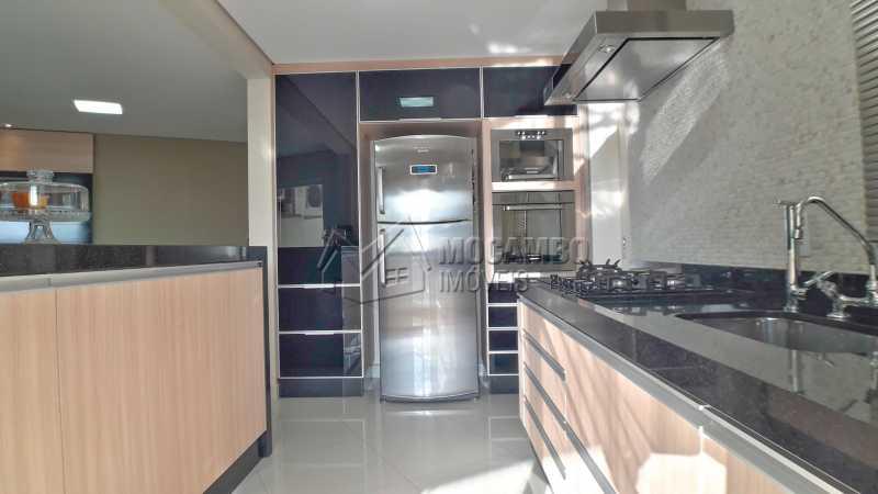 Cozinha Americana - Apartamento 3 quartos à venda Itatiba,SP - R$ 790.000 - FCAP30509 - 10