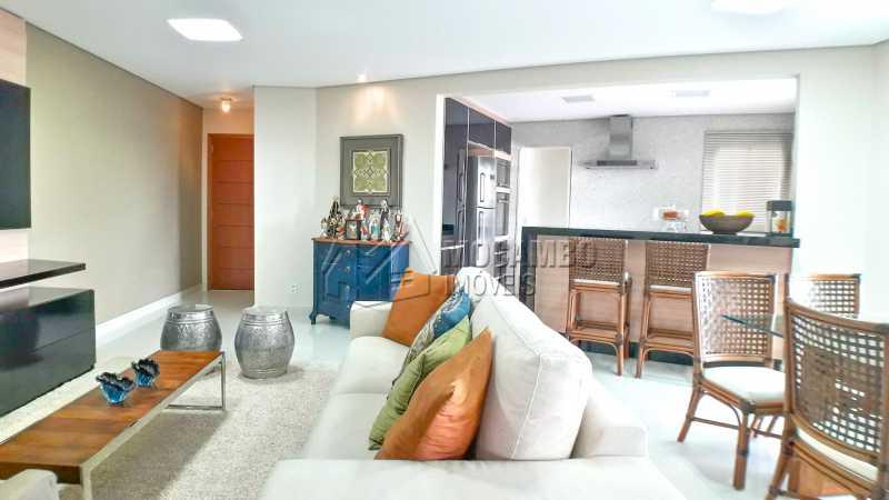 Sala Ambientes - Apartamento 3 quartos à venda Itatiba,SP - R$ 790.000 - FCAP30509 - 6