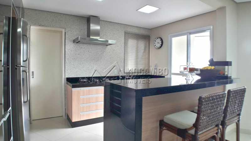 Cozinha - Apartamento 3 quartos à venda Itatiba,SP - R$ 790.000 - FCAP30509 - 9