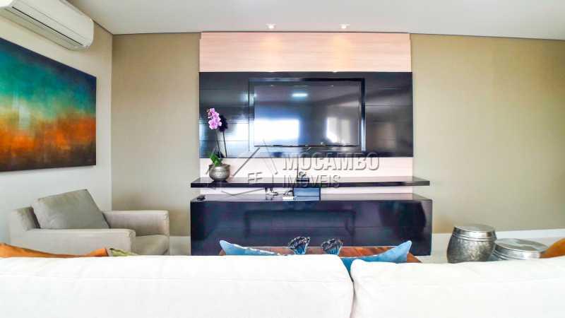 Sala - Apartamento 3 quartos à venda Itatiba,SP - R$ 790.000 - FCAP30509 - 3