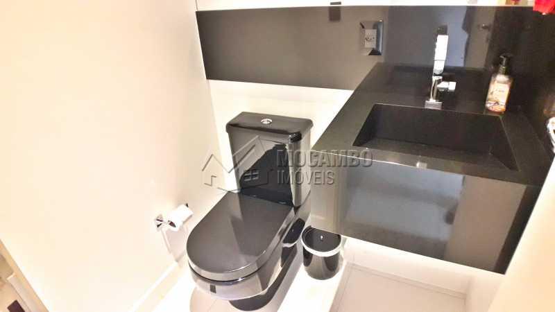 Lavabo - Apartamento 3 quartos à venda Itatiba,SP - R$ 790.000 - FCAP30509 - 19