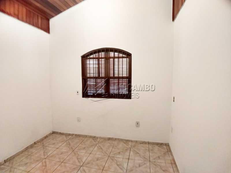 Quarto - Casa 2 Quartos Para Alugar Itatiba,SP Centro - R$ 900 - FCCA21213 - 7