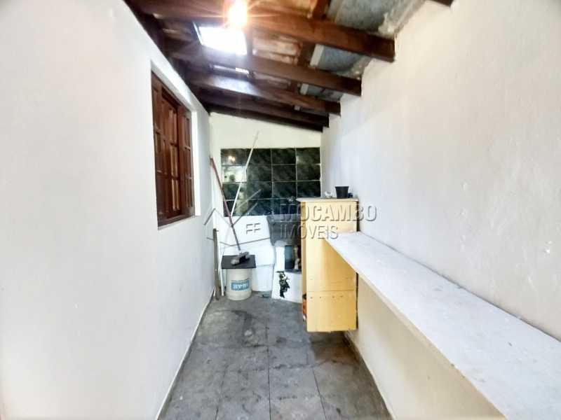 Área de Serviço - Casa 2 Quartos Para Alugar Itatiba,SP Centro - R$ 900 - FCCA21213 - 10