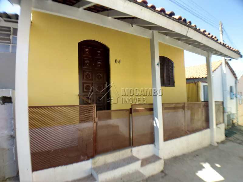 Fachada - Casa 2 Quartos Para Alugar Itatiba,SP Centro - R$ 900 - FCCA21213 - 1