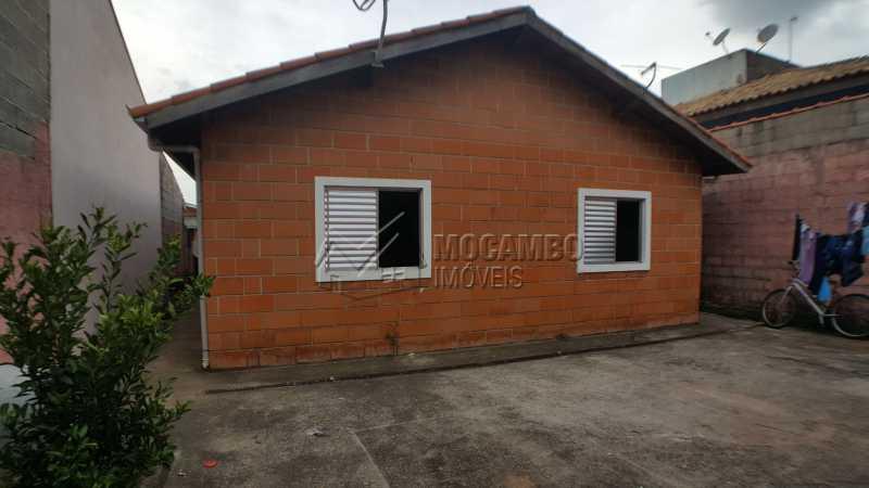 Quintal - Casa 3 Quartos À Venda Itatiba,SP - R$ 370.000 - FCCA31246 - 4