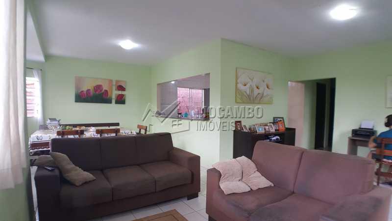 Sala - Casa 3 Quartos À Venda Itatiba,SP - R$ 370.000 - FCCA31246 - 3