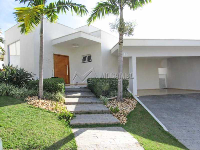 Fachada - Casa em Condomínio 3 quartos à venda Itatiba,SP - R$ 1.100.000 - FCCN30412 - 3