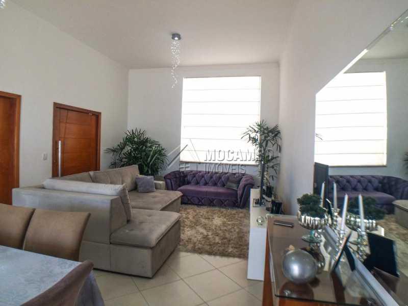 Sala - Casa em Condomínio 3 quartos à venda Itatiba,SP - R$ 1.100.000 - FCCN30412 - 4