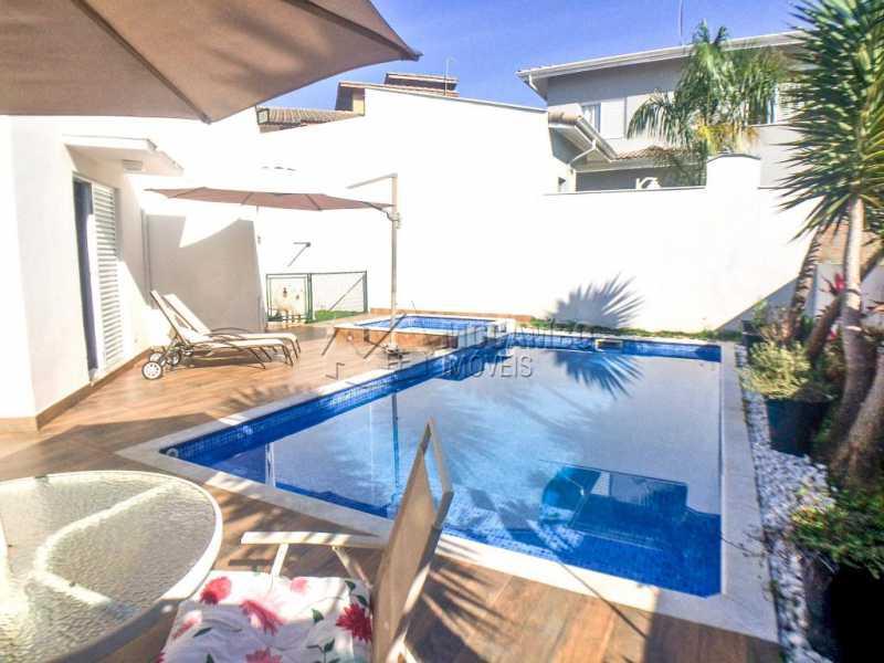 Piscina - Casa em Condomínio 3 quartos à venda Itatiba,SP - R$ 1.100.000 - FCCN30412 - 22