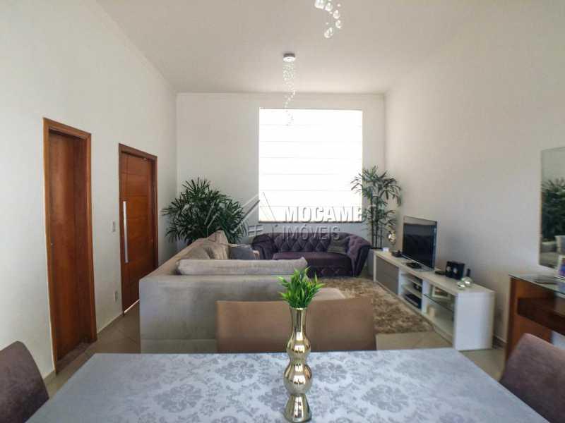Sala - Casa em Condomínio 3 quartos à venda Itatiba,SP - R$ 1.100.000 - FCCN30412 - 5