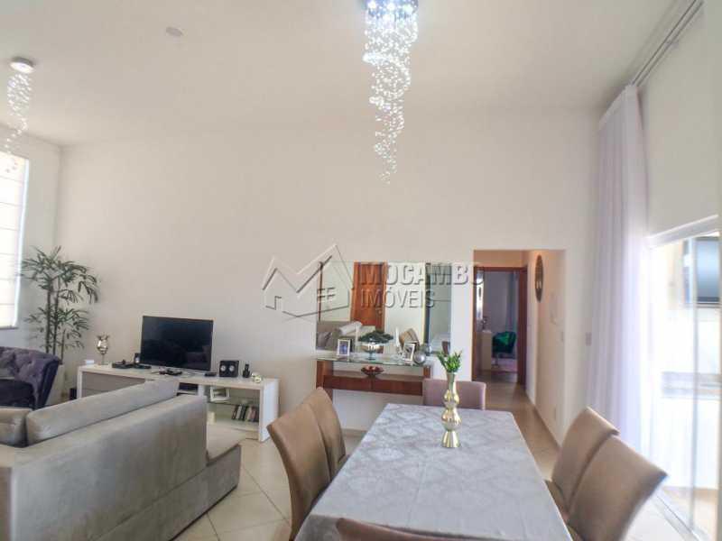 Sala/ Copa - Casa em Condomínio 3 quartos à venda Itatiba,SP - R$ 1.100.000 - FCCN30412 - 6