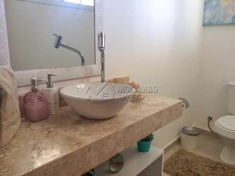 Lavabo - Casa em Condomínio 3 quartos à venda Itatiba,SP - R$ 1.100.000 - FCCN30412 - 28