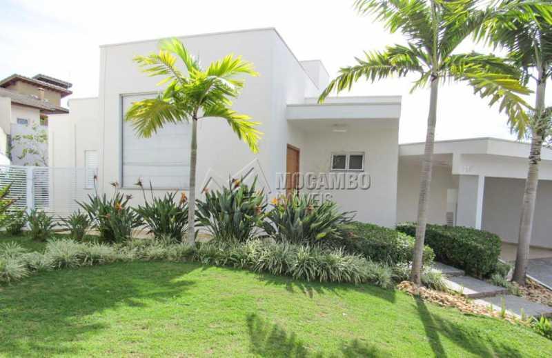 Fachada lateral - Casa em Condomínio 3 quartos à venda Itatiba,SP - R$ 1.100.000 - FCCN30412 - 1