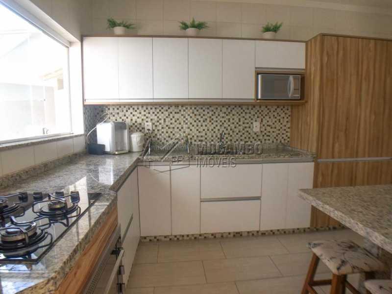 Cozinha - Casa em Condomínio 3 quartos à venda Itatiba,SP - R$ 1.100.000 - FCCN30412 - 8