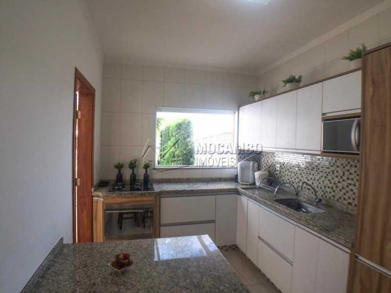 Cozinha - Casa em Condomínio 3 quartos à venda Itatiba,SP - R$ 1.100.000 - FCCN30412 - 9