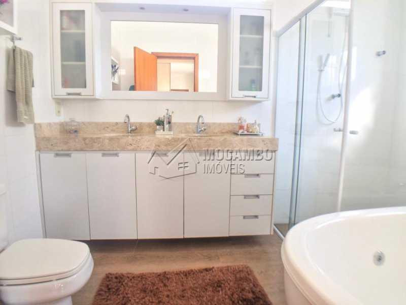 Banheiro - Casa em Condomínio 3 quartos à venda Itatiba,SP - R$ 1.100.000 - FCCN30412 - 16