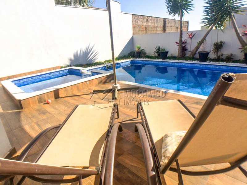 Piscina - Casa em Condomínio 3 quartos à venda Itatiba,SP - R$ 1.100.000 - FCCN30412 - 23