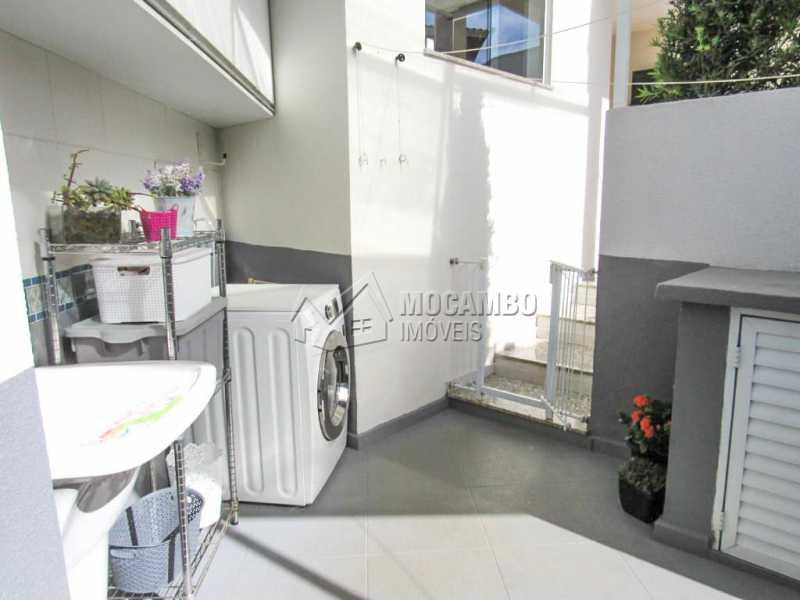 Lavanderia - Casa em Condomínio 3 quartos à venda Itatiba,SP - R$ 1.100.000 - FCCN30412 - 29