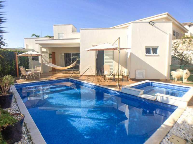 Piscina - Casa em Condomínio 3 quartos à venda Itatiba,SP - R$ 1.100.000 - FCCN30412 - 24