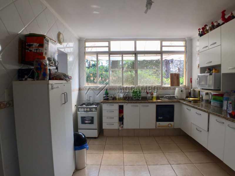 Cozinha  - Casa em Condomínio 4 quartos à venda Itatiba,SP - R$ 900.000 - FCCN40141 - 3