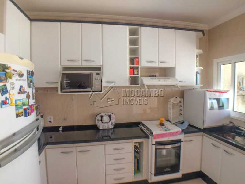 Cozinha - Casa 3 quartos à venda Itatiba,SP - R$ 580.000 - FCCA31249 - 10