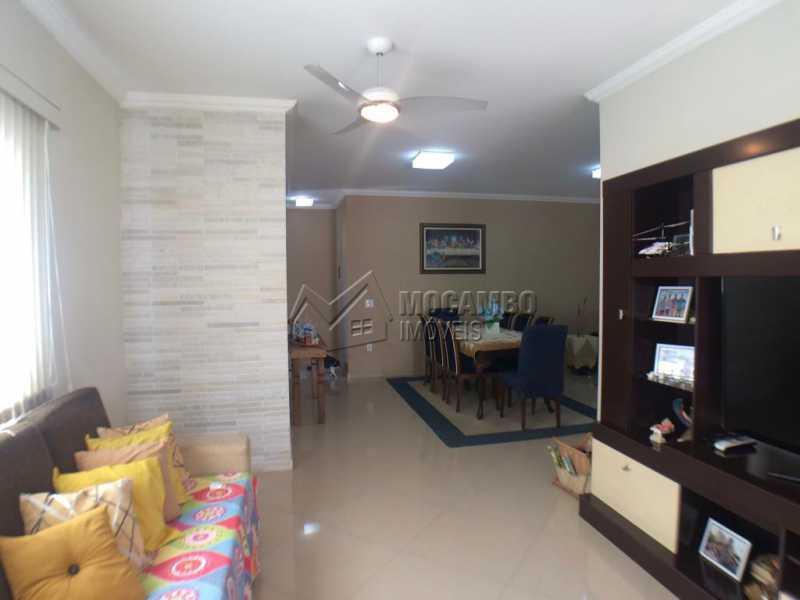 Sala - Casa 3 quartos à venda Itatiba,SP - R$ 580.000 - FCCA31249 - 1