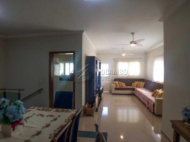 Sala/Copa - Casa 3 quartos à venda Itatiba,SP - R$ 580.000 - FCCA31249 - 4