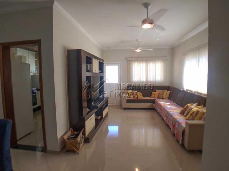 Sala - Casa 3 quartos à venda Itatiba,SP - R$ 580.000 - FCCA31249 - 3