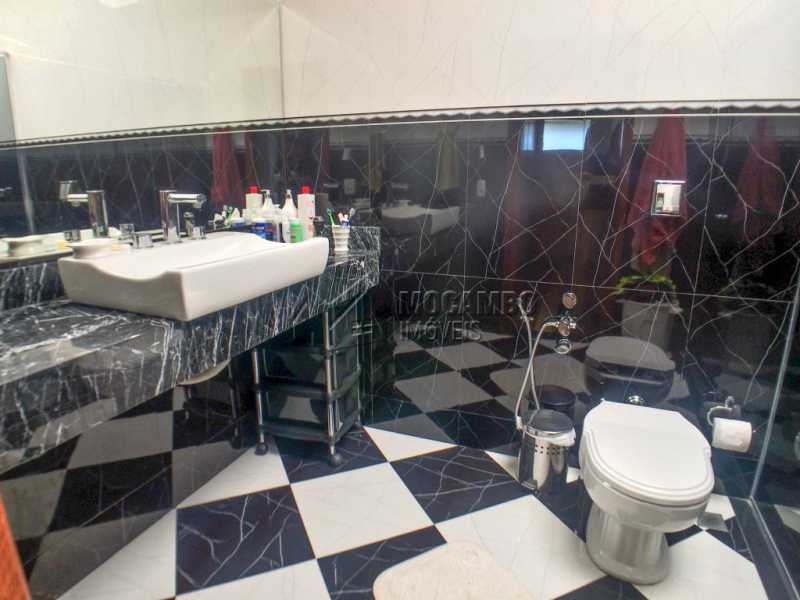 Banheiro suite - Casa 3 quartos à venda Itatiba,SP - R$ 580.000 - FCCA31249 - 15