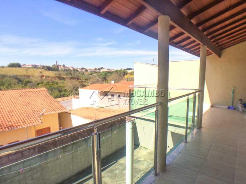Vista - Casa 3 quartos à venda Itatiba,SP - R$ 580.000 - FCCA31249 - 22