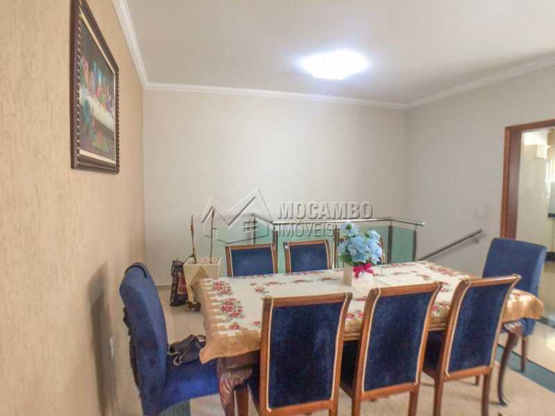 Copa - Casa 3 quartos à venda Itatiba,SP - R$ 580.000 - FCCA31249 - 9