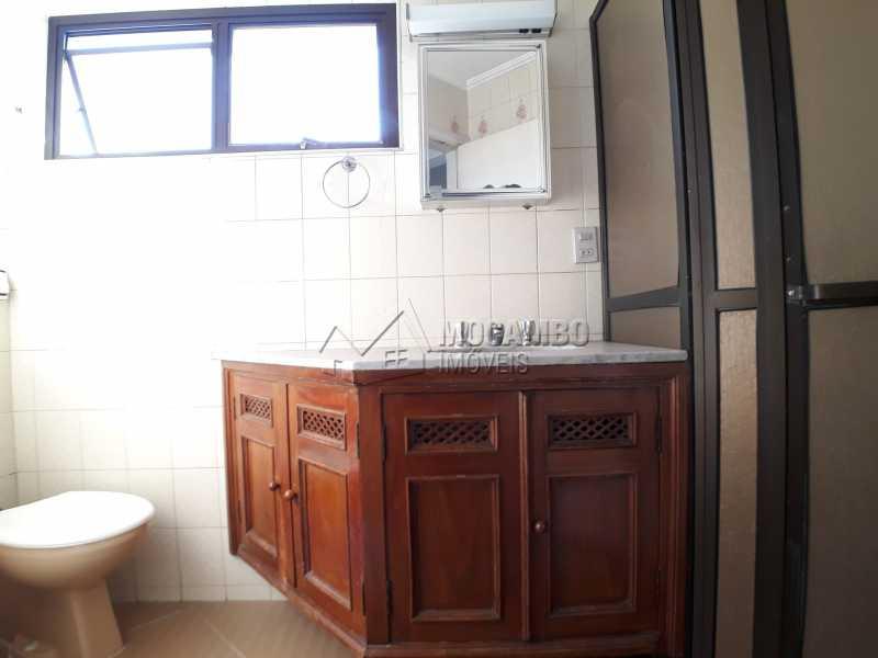 Banheiro Suite - Apartamento 3 quartos para venda e aluguel Itatiba,SP - R$ 1.200 - FCAP30510 - 6