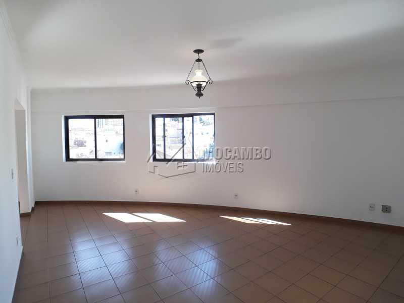 Sala Estar - Apartamento 3 quartos para venda e aluguel Itatiba,SP - R$ 1.200 - FCAP30510 - 1
