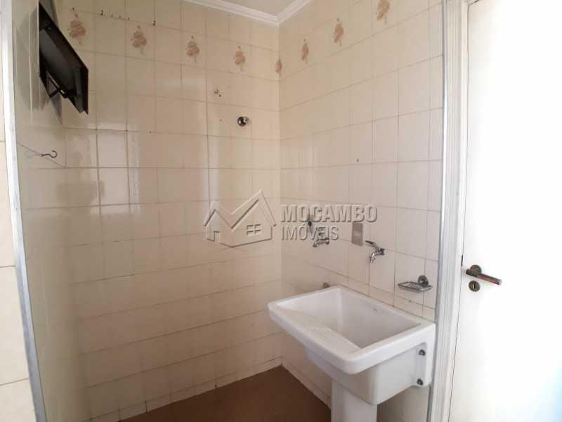 Lavanderia  - Apartamento 3 quartos para venda e aluguel Itatiba,SP - R$ 1.200 - FCAP30510 - 10