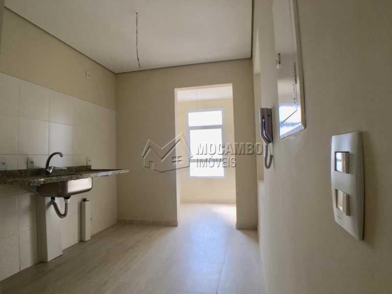 Cozinha - Apartamento 2 quartos à venda Itatiba,SP - R$ 350.000 - FCAP20986 - 4