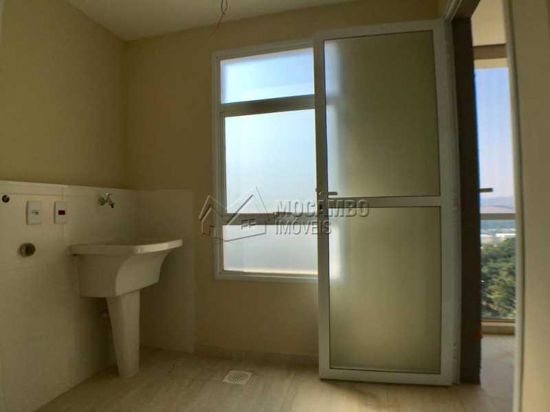 Lavanderia - Apartamento 2 quartos à venda Itatiba,SP - R$ 350.000 - FCAP20986 - 5